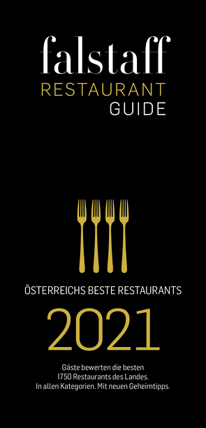 Falstaff Restaurant Guide 2021