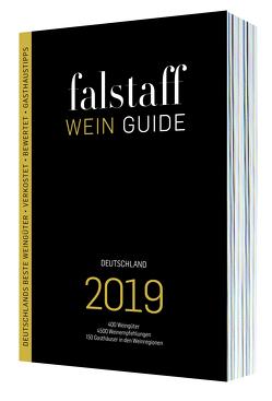falstaff Weinguide Deutschland 2019 von Sautter,  Ulrich