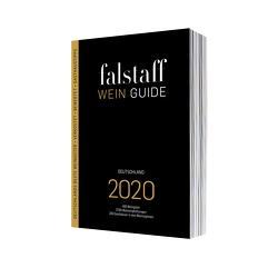 falstaff Weinguide Deutschland 2020 von Sautter,  Ulrich