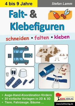 Falt- & Klebefiguren von Lamm,  Stefan