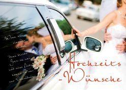 """Faltkarte """"Hochzeitswünsche – Wenn wir einander lieben…"""" – 5 Stück"""