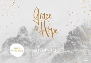 "Faltkarten-Set ""Grace & Hope"""