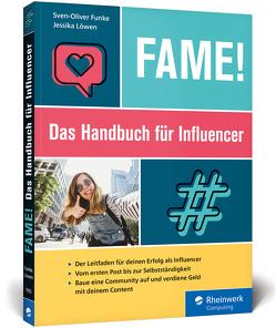 Fame! von Funke,  Sven-Oliver, Löwen,  Jessika