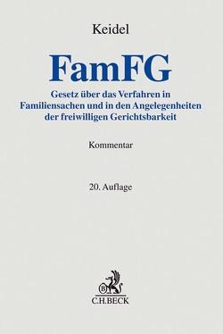FamFG von Budde,  Lutz, Dimmler,  Jörg, Engelhardt,  Helmut, Giers,  Michael, Heinemann,  Jörn, Keidel,  Theodor, Meyer-Holz,  Ulrich, Sternal,  Werner, Weber,  Albrecht, Zimmermann,  Walter