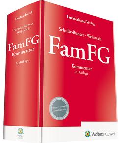 FamFG Kommentar von Schulte-Bunert,  Kai, Weinreich,  Gerd