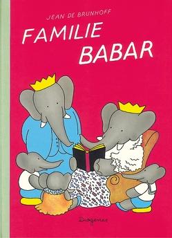 Familie Babar von Brunhoff,  Jean de, Manz,  Hans