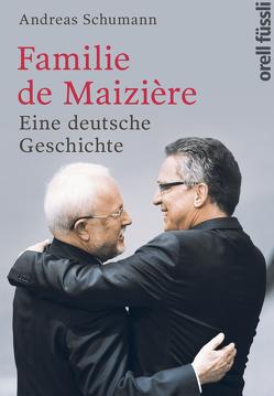 Familie de Maizière von Schumann,  Andreas