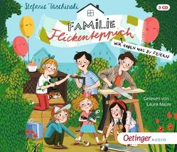 Familie Flickenteppich 2 von Maire,  Laura, Taschinski,  Stefanie, Wieland,  Anne