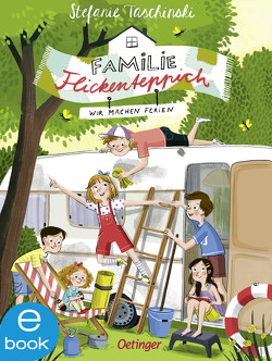 Familie Flickenteppich 3 von Behl,  Anne-Kathrin, Taschinski,  Stefanie