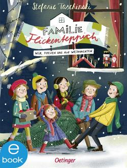 Familie Flickenteppich 4 von Behl,  Anne-Kathrin, Taschinski,  Stefanie