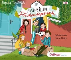 Familie Flickenteppich von Maire,  Laura, Taschinski,  Stefanie, Wieland,  Anne