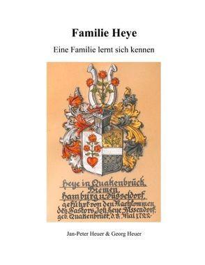 Familie Heye von Heuer,  Georg, Heuer,  Jan-Peter