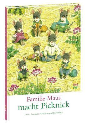 Familie Maus macht Picknick von Iwamura,  Kazuo, Pflock,  Rose