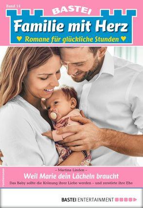 Familie mit Herz 14 – Familienroman von Linden,  Martina