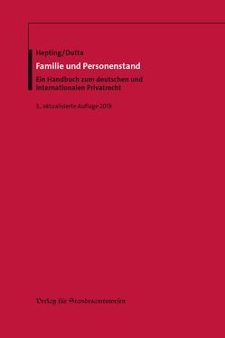 Familie und Personenstand von Dutta,  Anatol, Hepting,  Reinhard