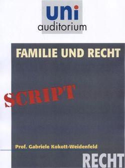 Familie und Recht von Kokott-Weidenfeld,  Gabriele