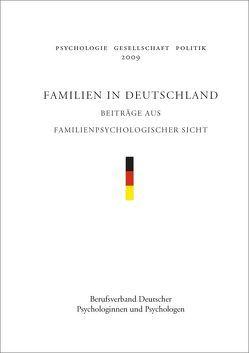 Familien in Deutschland von Schneewind,  Klaus