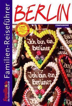 Familien-Reiseführer Berlin von Bauer,  Sophie