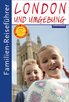 Familien-Reiseführer London und Umgebung von Wagner,  Kirsten