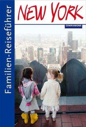 Familien-Reiseführer New York von Husmann,  Nele