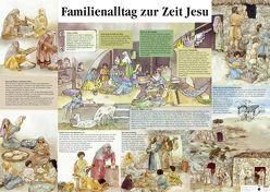 Familienalltag zur Zeit Jesu von Bühlmann,  Walter, Schwegler,  Annemarie