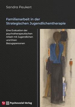 Familienarbeit in der Strategischen Jugendlichentherapie von Peukert,  Sandra