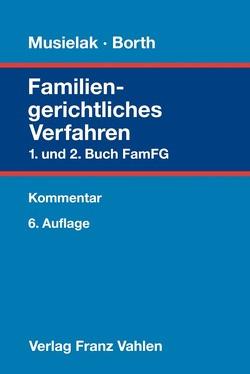 Familiengerichtliches Verfahren von Borth,  Helmut, Grandel,  Mathias, Musielak,  Hans-Joachim