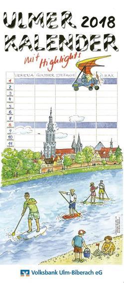 Familienkalender 2018 – Ulm/Oberschwaben