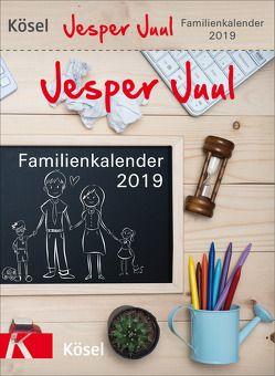 Familienkalender 2019 von Juul,  Jesper