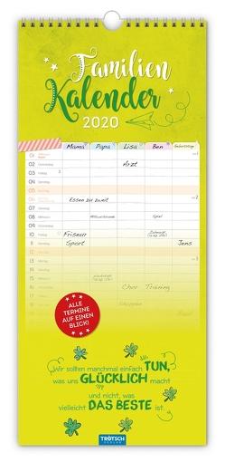 """Familienkalender """"Einfach glücklich…"""" 2020"""
