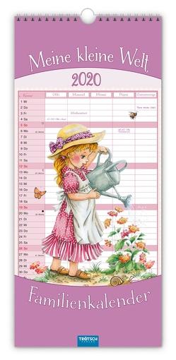 """Familienkalender """"Meine kleine Welt"""" 2020"""