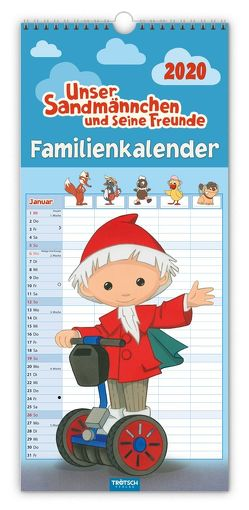 "Familienkalender ""Unser Sandmännchen"" 2020"