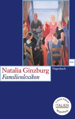 Familienlexikon von Ginzburg,  Natalia, Vollenweider,  Alice