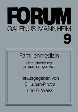 Familienmedizin von Bernachon,  P., Luban-Plozza,  Boris