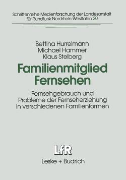 Familienmitglied Fernsehen von Hurrelmann,  Bettina