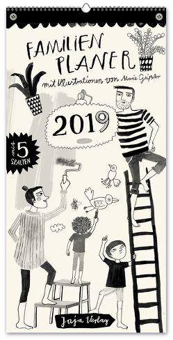 Familienplaner 2019 von Geißler,  Marie
