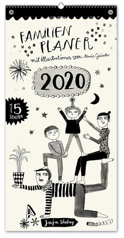 Familienplaner 2020 von Geißler,  Marie