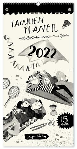 Familienplaner 2022 von Geißler,  Marie