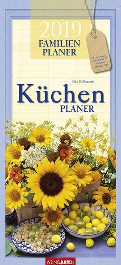 Familienplaner Küche – Kalender 2019 von Bellmann,  Rita, Weingarten