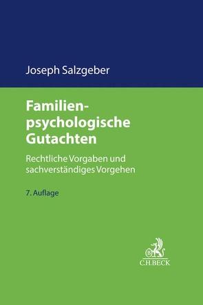 Familienpsychologische Gutachten von Salzgeber,  Joseph