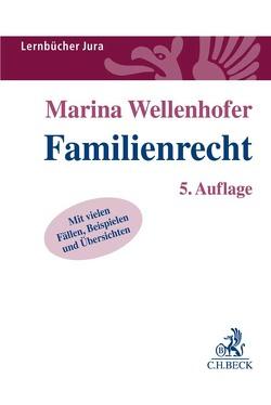 Familienrecht von Wellenhofer,  Marina