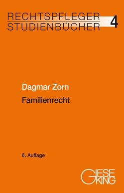 Familienrecht von Zorn,  Dagmar