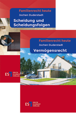 Familienrecht heute: Scheidungs- und Vermögensrecht im Paket von Duderstadt,  Jochen
