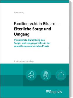 Familienrecht in Bildern – Elterliche Sorge und Umgang von Rosenzweig,  Göntje