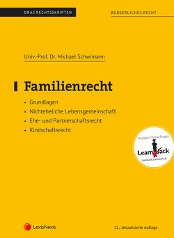 Familienrecht (Skriptum) von Schwimann,  Michael