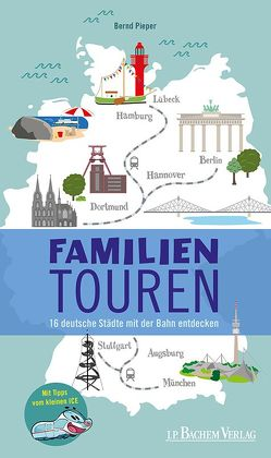 Familientouren von Pieper,  Bernd