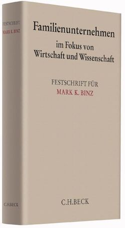 Familienunternehmen im Fokus von Wirtschaft und Wissenschaft von Dauner-Lieb,  Barbara, Freudenberg,  Götz, Werner,  Götz W