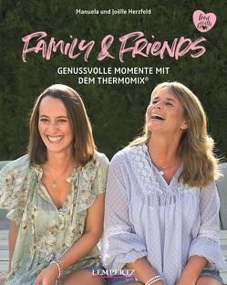 Family and Friends von Herzfeld,  Joelle, Herzfeld,  Manuela