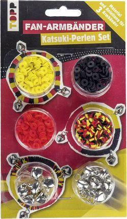 Fan-Armbänder Katsuki-Perlen Set von frechverlag