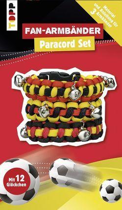 Fan-Armbänder Paracord Set von Precht,  Thade